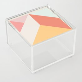 Ultra Geometric VII Acrylic Box