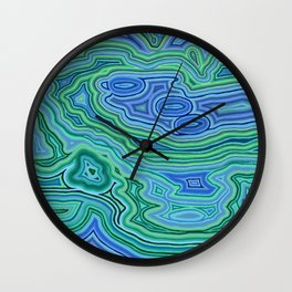 incessant flourescent Wall Clock