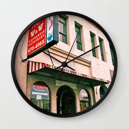 Old school Pho Wall Clock
