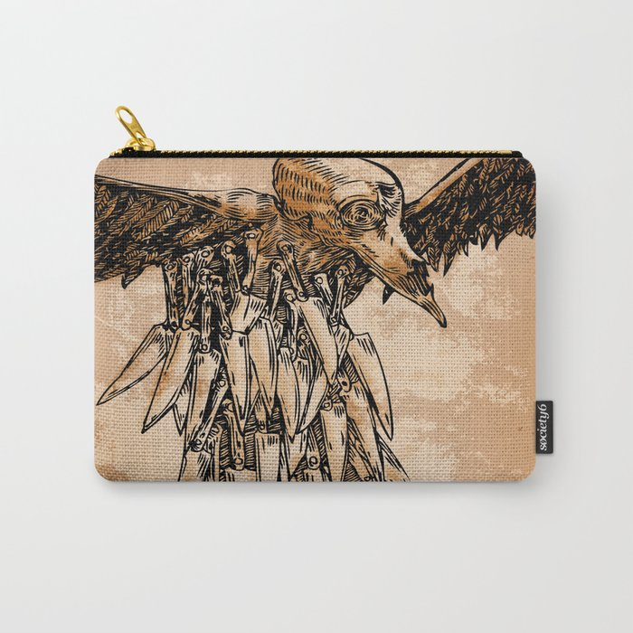 KNIFE VULTURE Carry-All Pouch