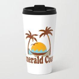 Emerald Coast. Travel Mug