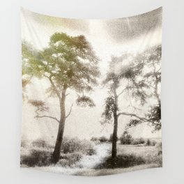 Peace before the Storm Wall Tapestry
