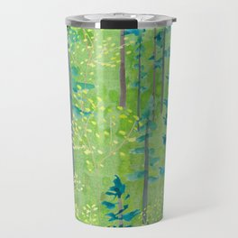 Wonderous Woodland Spring Travel Mug