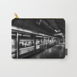 Monochrome Underground Carry-All Pouch