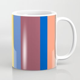 Mod Stripes Coffee Mug