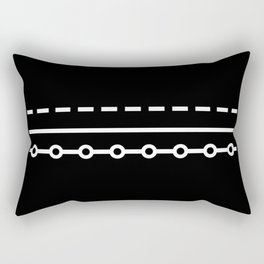 Synergy at Womb, Tokyo (6th anniversary) Rectangular Pillow