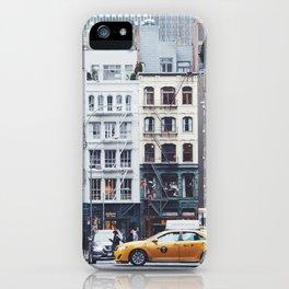 New York City 19 iPhone Case