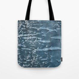 Dark slate gray colored wash drawing Tote Bag