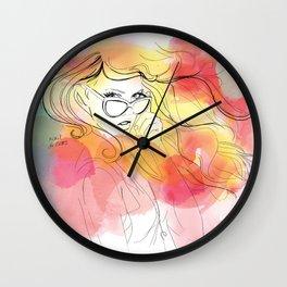 Betts Western Australia Wall Clock