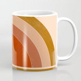 red sunshine Coffee Mug