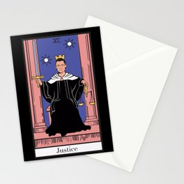 Tarot: Justice Stationery Cards