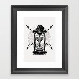 End Times Framed Art Print