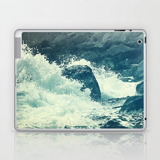 The Sea I. Laptop & iPad Skin