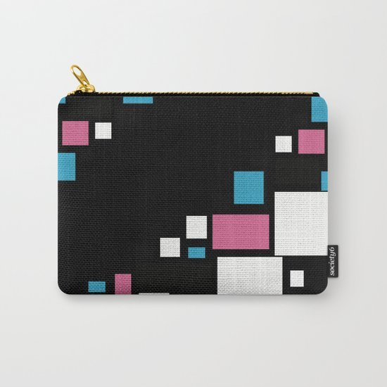 Colorful combined pattern . Carry-All Pouch