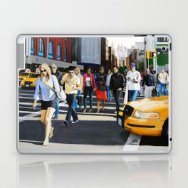 SoHo, New York City Laptop & iPad Skin