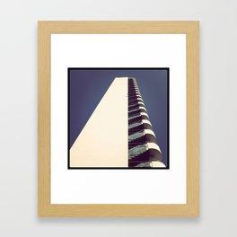 seventy-two Framed Art Print