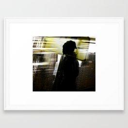 New York Series #1 Framed Art Print