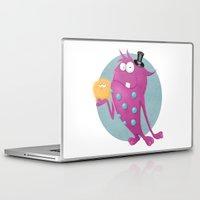 best friends Laptop & iPad Skins featuring Best Friends by jelena1001