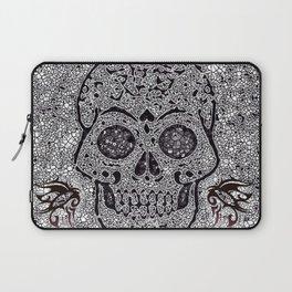 Mosaic Skull Laptop Sleeve
