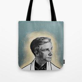 Conductor of Light - John Watson Tote Bag