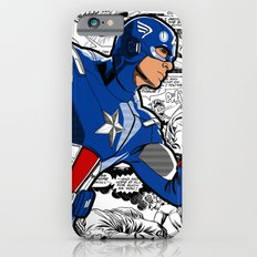 Captain 'merica Comic iPhone 6s Slim Case