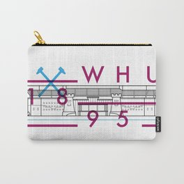 Upton Park - Football Stadiums Series Carry-All Pouch