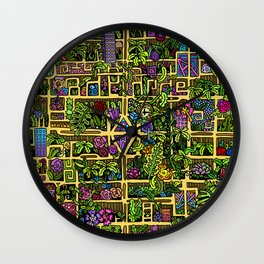 ARTLANDS Wall Clock