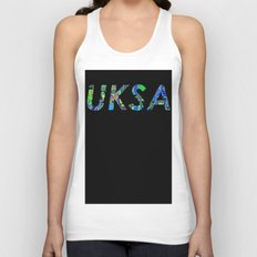 UKSA #3 Unisex Tank Top