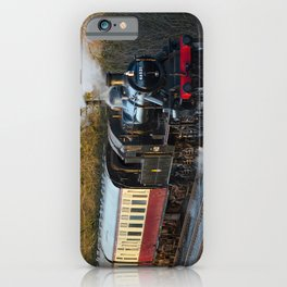 Kinchley curve iPhone Case