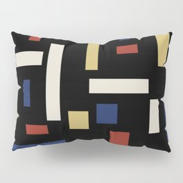 Abstract Theo van Doesburg Composition VII The Three Graces Pillow Sham