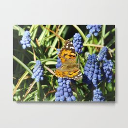 Life Has Imperfections, But It Can Still Be Beautiful Metal Print