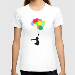 Flying to Happiness T-shirt