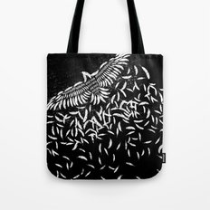 Of a feather Tote Bag