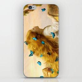 Unfurling Glory iPhone Skin