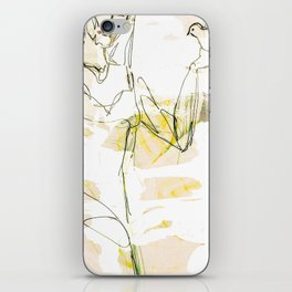 Geist iPhone Skin