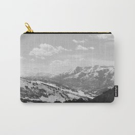 Uintah Mountains Carry-All Pouch