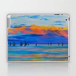 I'd Rather Be Sailing by Teresa Thompson Laptop & iPad Skin
