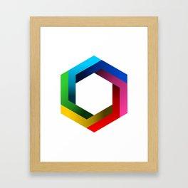 Bequiz Framed Art Print