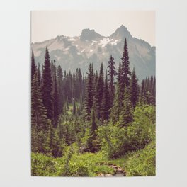 Faraway - Wilderness Nature Photography Poster