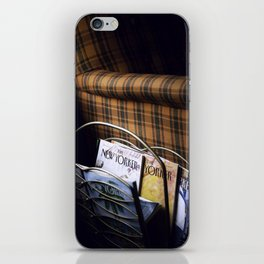 New Yorker iPhone Skin