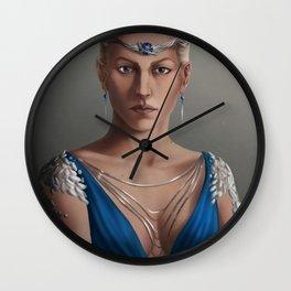 The High Queen Wall Clock