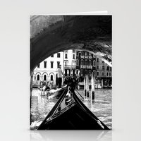 venice Stationery Cards featuring venice by gzm_guvenc
