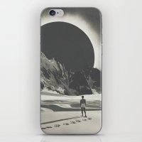 interstellar iPhone & iPod Skins featuring Interstellar by Douglas Hale