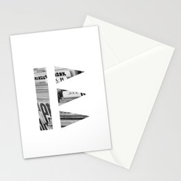 In the Vinyl Side A Stationery Cards