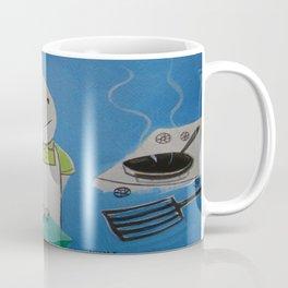 Mr&Mrs Egghead Had a Baby They Named Her Ham Coffee Mug