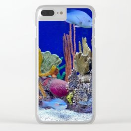 Aquarium Clear iPhone Case