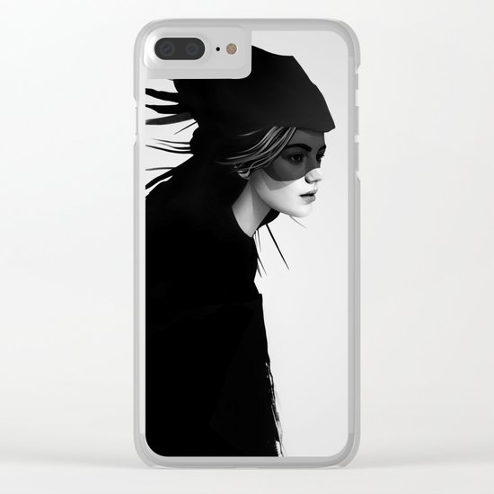 The Drift Clear iPhone Case