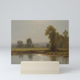 Sanford Robinson Gifford - Landscape Mini Art Print
