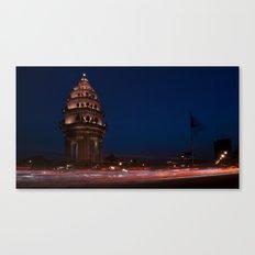 Independence Monument, Phnom Penh Canvas Print