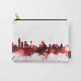 Liverpool England Skyline Carry-All Pouch